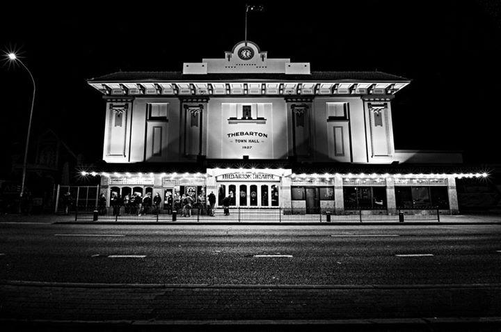 Thebarton Theatre cover