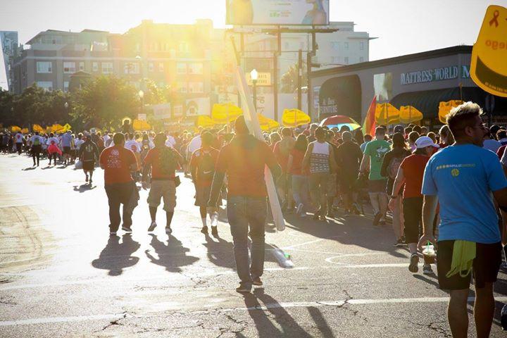 AIDS Walk & Run San Diego cover