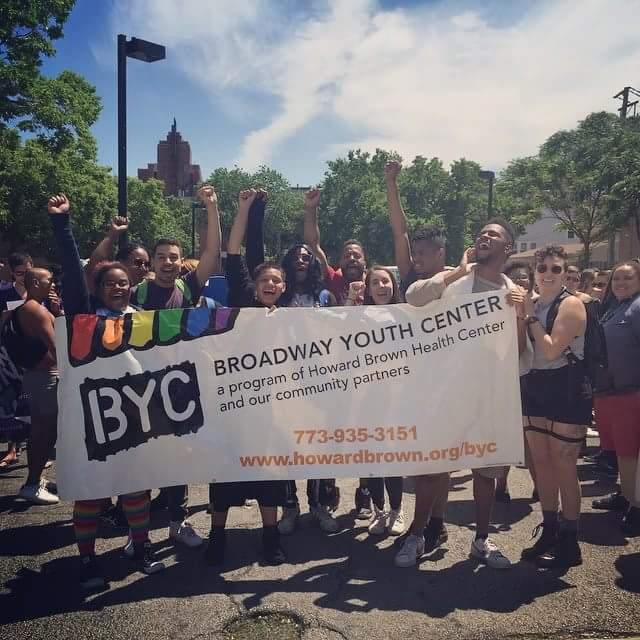 Broadway Youth Center cover