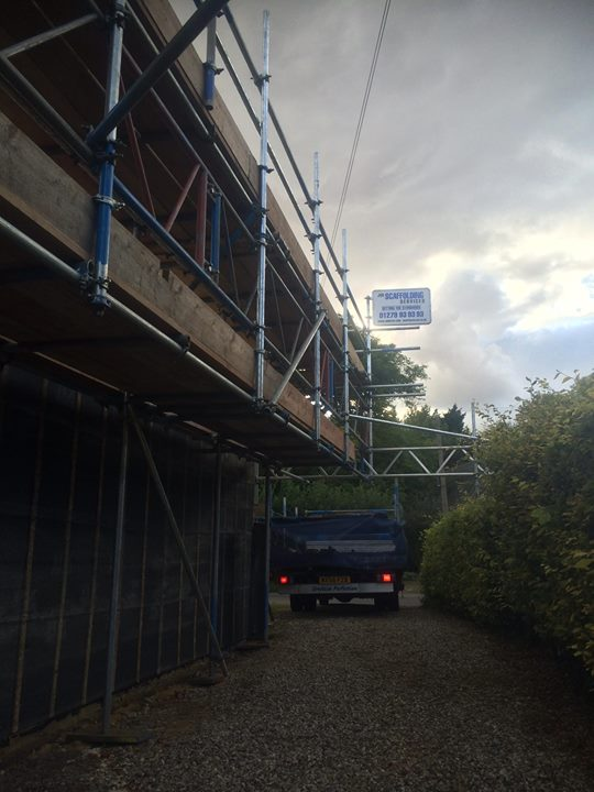Jon Scaffolding Services Ltd cover