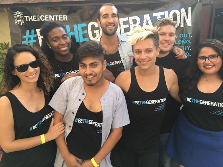 Young Professionals Council - A Program of The San Diego LGBT Center cover
