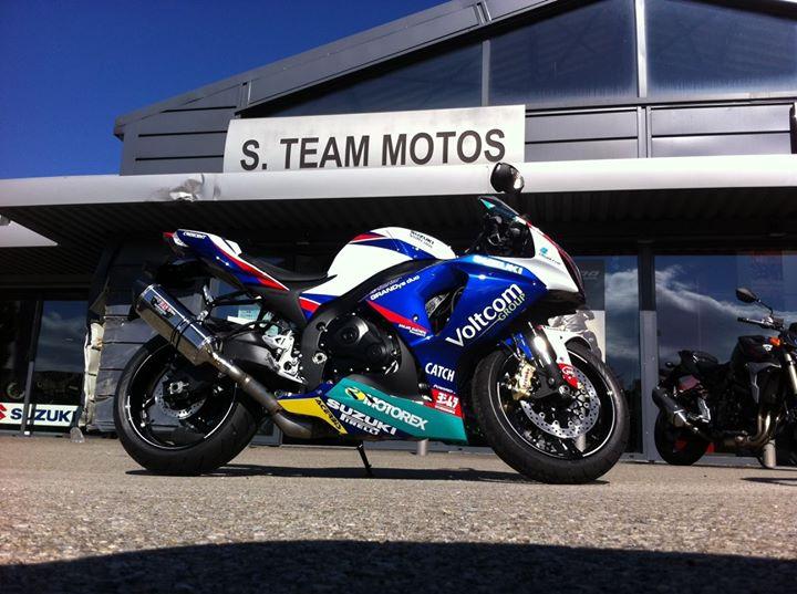 S.Team Motos cover