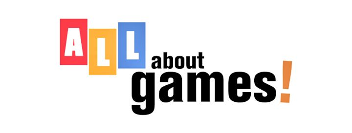 All About Games cover