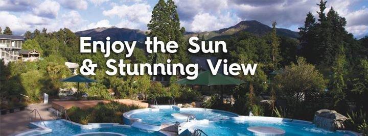 Hanmer Springs Thermal Pools & Spa cover