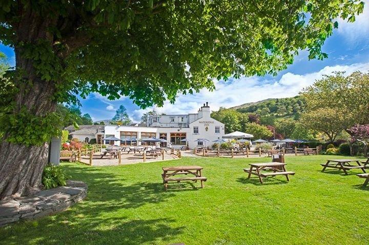 Wateredge Inn at Ambleside cover