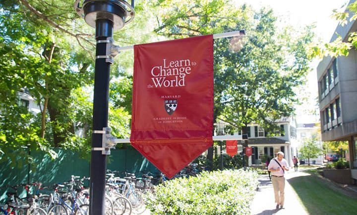 Harvard Graduate School of Education cover