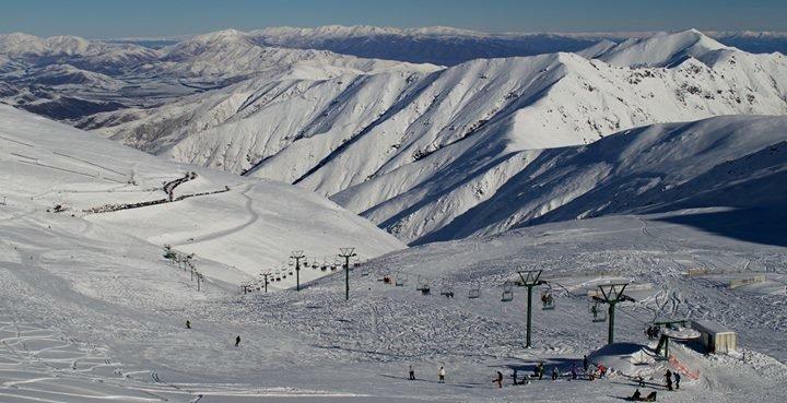 Mt Dobson Ski Area cover