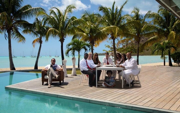 JHR Caribbean Real Estate cover