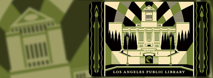 Los Angeles Public Library cover