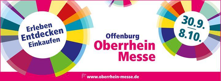 Oberrhein Messe Offenburg cover