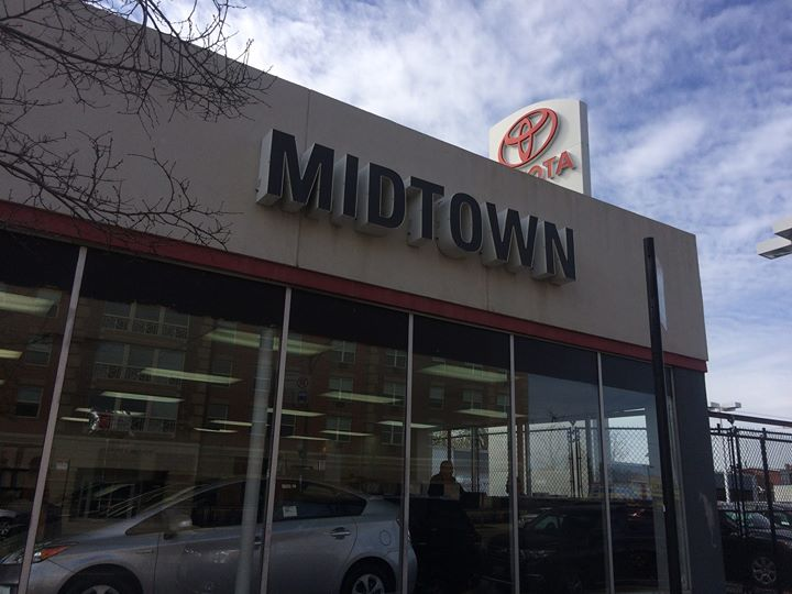 Midtown Toyota cover