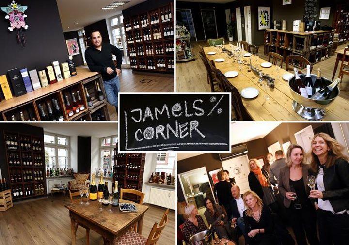 Jamels Corner cover