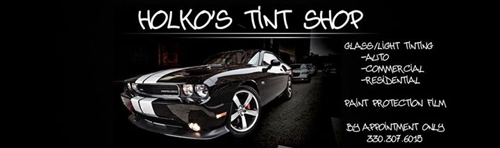 Holko's Tint Shop cover
