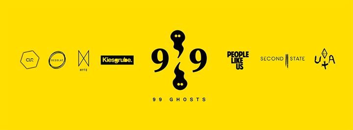 99 Ghosts cover