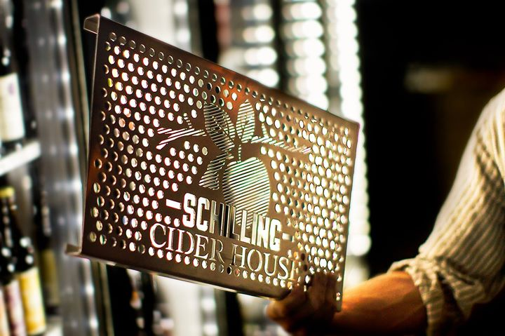 Schilling Cider House cover