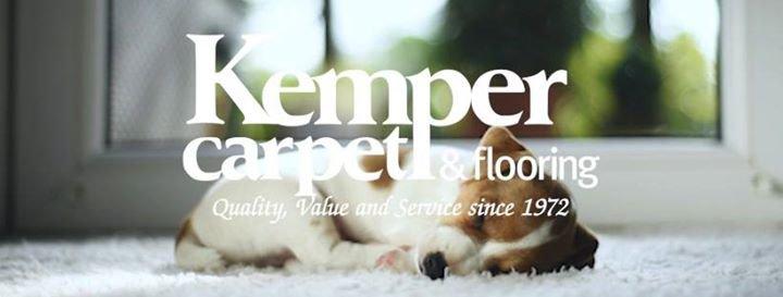 Kemper Carpet & Flooring cover