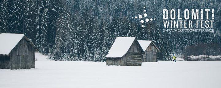 Dolomiti Winter Fest cover