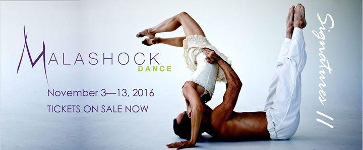Malashock Dance & The Malashock Dance School cover
