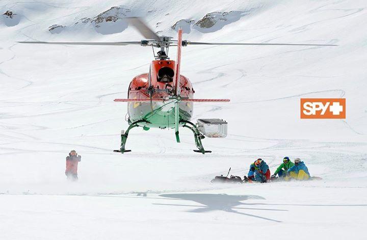 Chilean Heli Ski cover