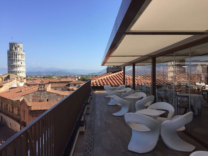 Grand Hotel Duomo Pisa cover