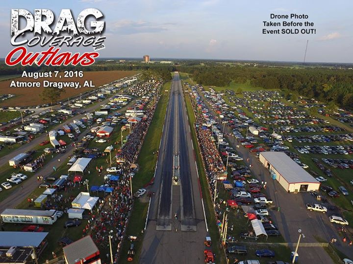 Atmore Dragway cover