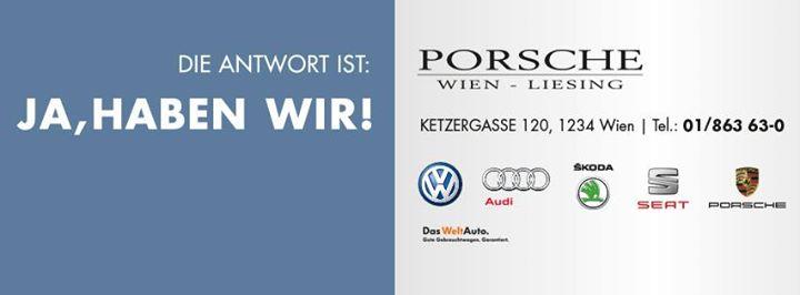 Porsche Wien Liesing cover