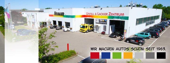 Unfall & Lackier Zentrum Neubauer GmbH cover