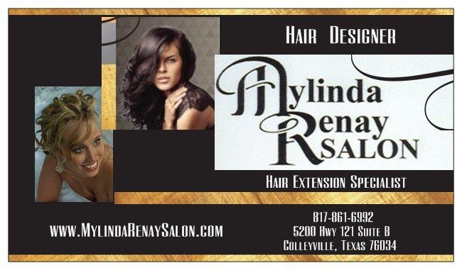 Mylinda Renay Salon & Boutique cover