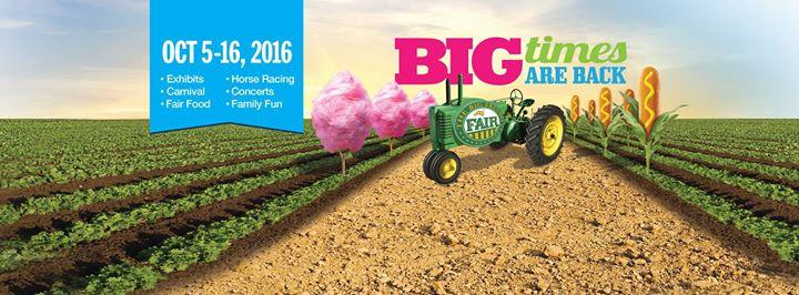 The Big Fresno Fair cover