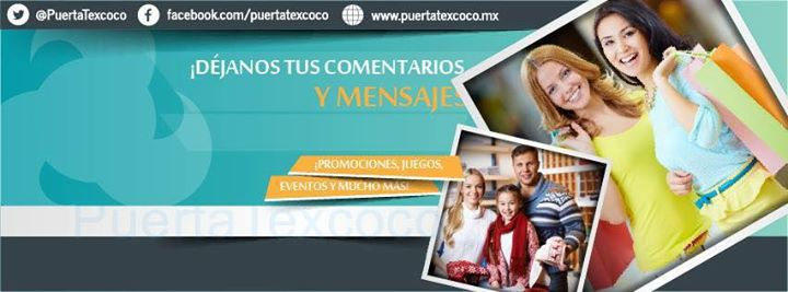 Centro Comercial Puerta Texcoco cover