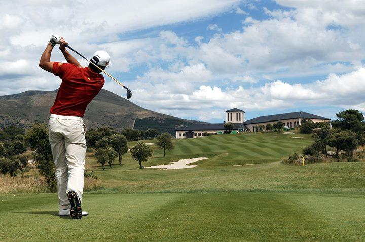 ASR Club de Golf cover