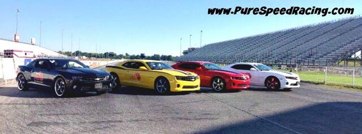 Pure Speed Drag Racing Experience - Las Vegas, United States