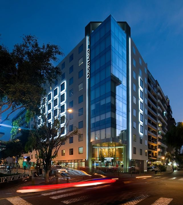 Courtyard by Marriott Lima Miraflores cover