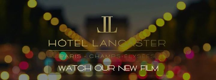 Hotel Lancaster Paris cover