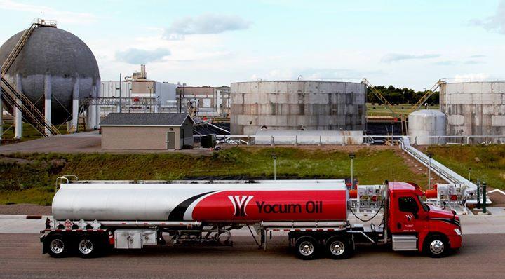 Yocum Oil cover