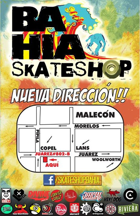 Bahia Skate cover