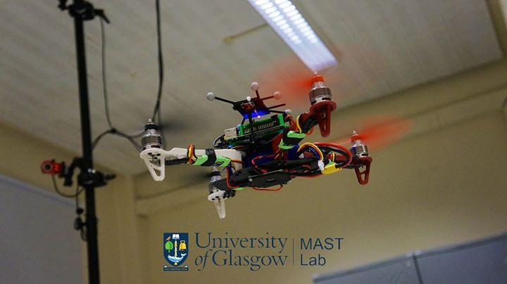 University of Glasgow MAST Laboratory cover