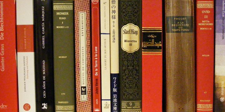 Schoenhof's Foreign Books cover