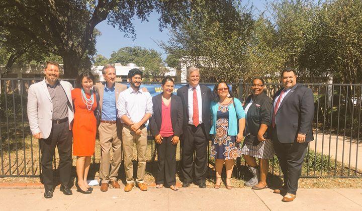 Texas State Teachers Association cover