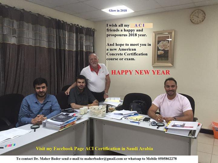 ACI Certification in Saudi Arabia cover