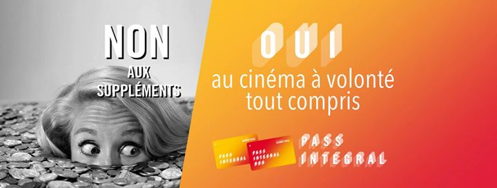 Les cinémas Gaumont Pathé cover