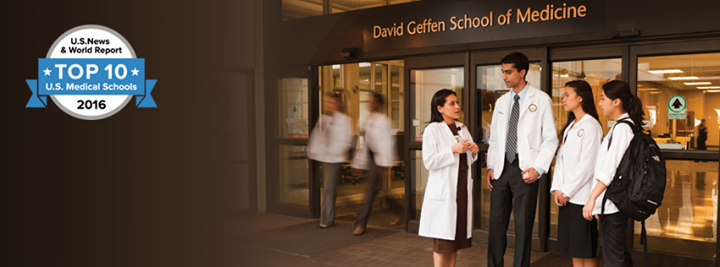 David Geffen School of Medicine at UCLA cover