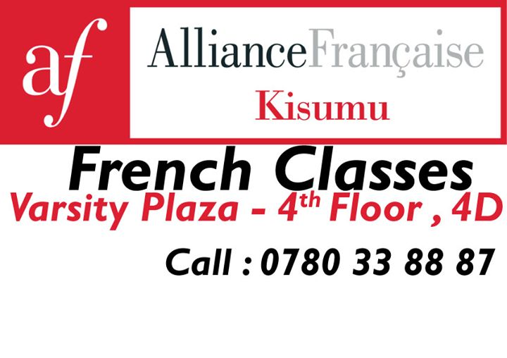 French Community, Kisumu cover