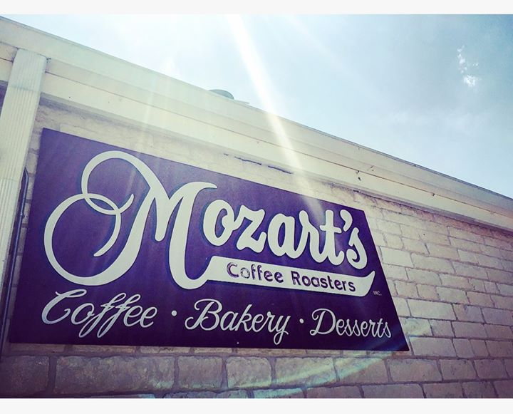 Mozart's Coffee Roasters cover