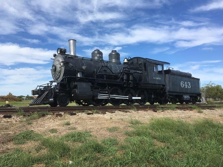 Oklahoma Railway Museum cover