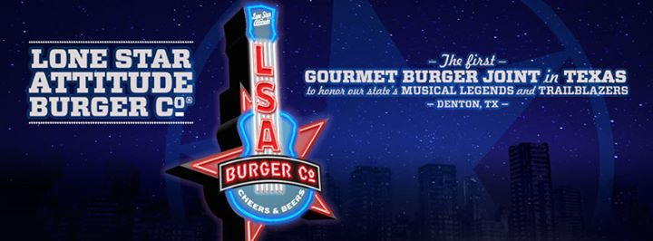 LSA Burger Co. cover