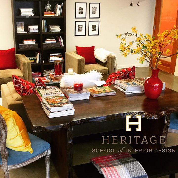 Heritage School Of Interior Design Cover