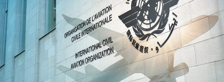 ICAO - International Civil Aviation Organization cover