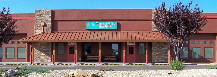 Prescott Valley Pet Clinic cover