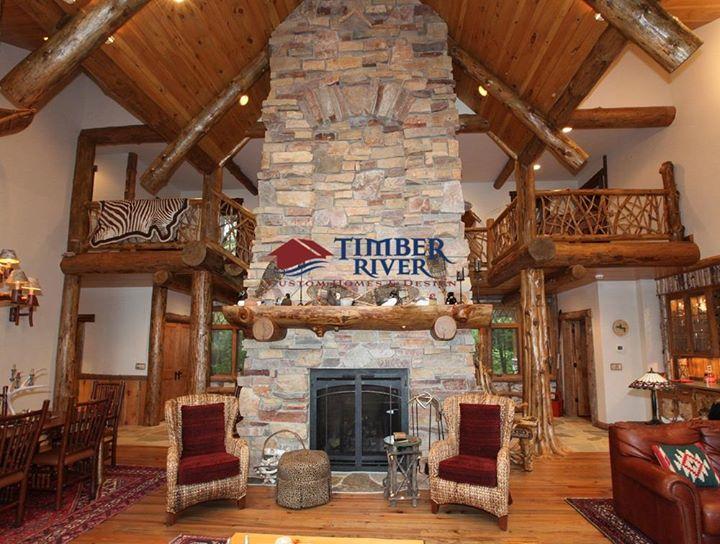 Timber River Custom Homes & Design cover
